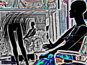Fuer mehr Sehen fuer mehr Denken an Menschen mit Handikap -Art Projekt 2010-2015 in Foto und Video by Bodie H. Ambrusch www.bodieart-ambrusch