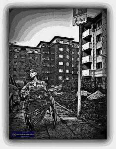 Fuer mehr Sehen fuer mehr Denken an Menschen mit Handikap -Art Projekt 2010-2015 in Foto und Video by Bodie H. Ambrusch www.bodieart-ambrusch.de008